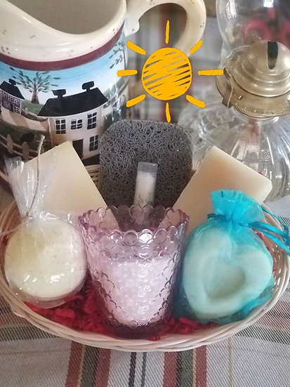 Soap Gift Basket Small