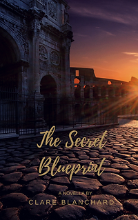 The Secret Blueprint Book - Clare Blanchard