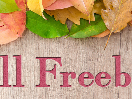 November freebies!