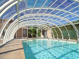 Abris piscine habitable D