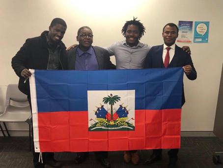 The Haitian community in Sydney
