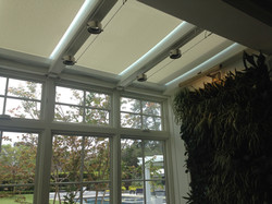 Skylight Shades for Sunroom