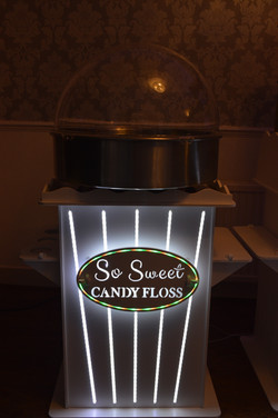 So Sweet Events, Candy Floss