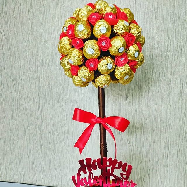 Ferrero Rocher Tree