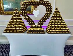 Ferrero Rocher Display