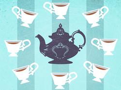 Tea Illustration Claire OBrien