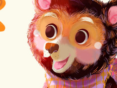 LITTLE BEAR BLU