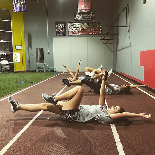 Elite Sports Performance DeadBugs