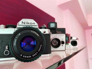 ¿Cómo elegir tu primera cámara profesional para fotografía artística?