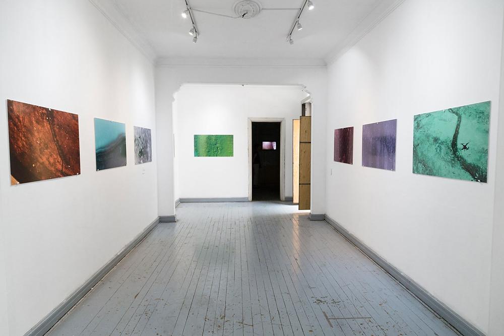 Proyecto: Cartas de navegación, del artista Juan Pablo Medina