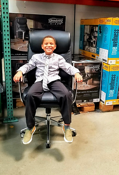 Fisher's Big Chair - Big Announcement -