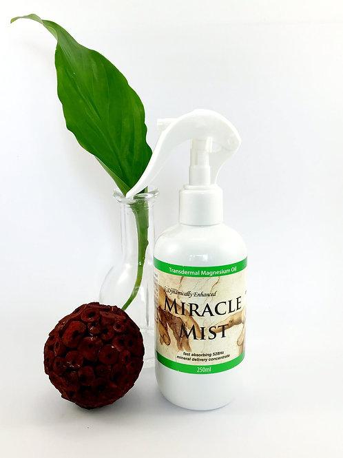 Miracle Mist Spray Transdermal Magnesium Oil 250ml