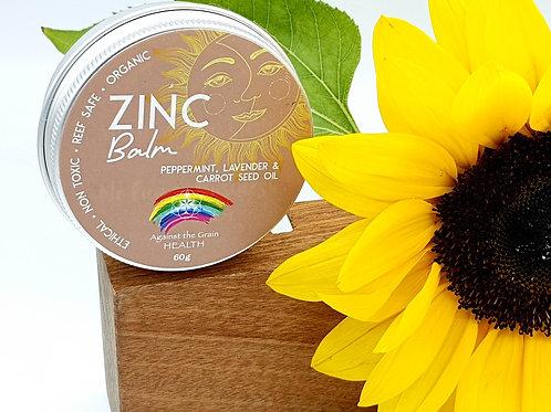 Tinted Zinc Balm Light - 60g