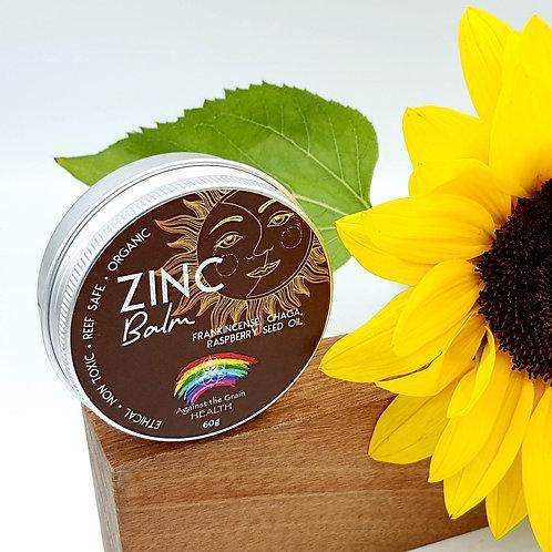 Tinted Zinc Balm Dark - 60g