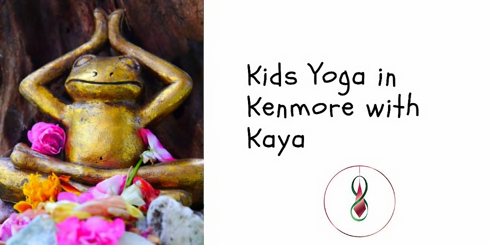 Kids Yoga in Kenmore