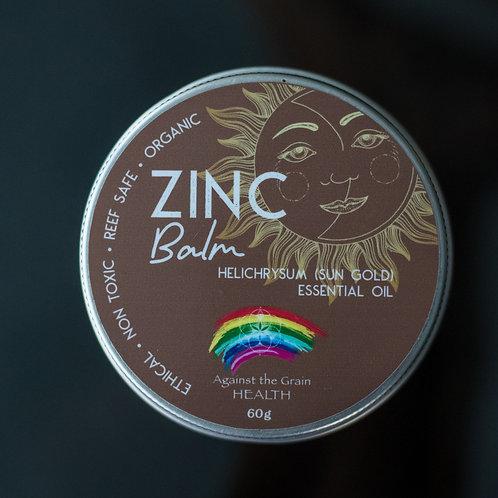 Tinted Zinc Balm Medium - 60g