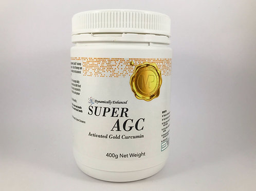 Super AGC – Activated Gold Curcumin 200g