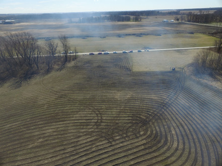 NativeWetland Restoration and Burn in Cr