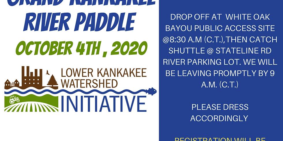 Grand Kankakee River Paddle!