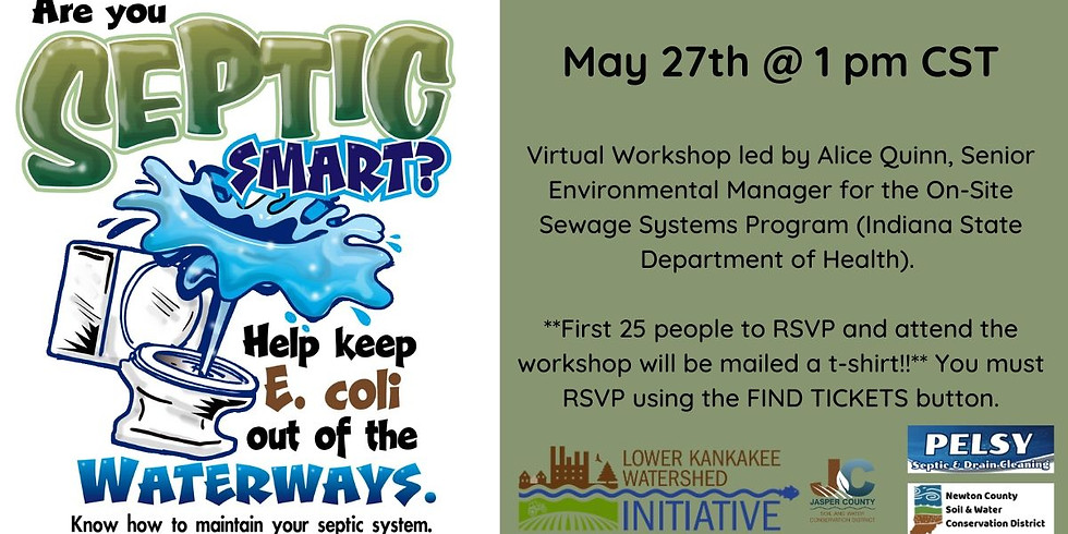 Are You Septic Smart? Virtual Workshop