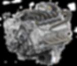 ROUSH CleanTech fuel system engine