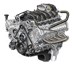 ROUSH CleanTech fuel system engine