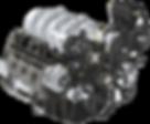 8.8L PSI engine LPG autogas
