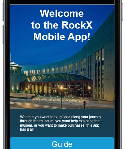 RockX Mobile Prototype