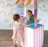 DIY Ice Cream Store