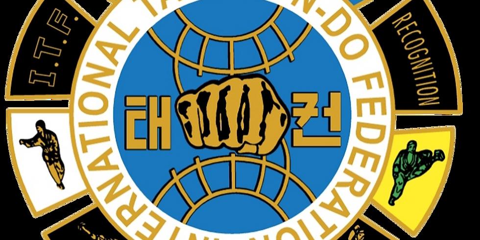 Внутрішній обласний турнір «Ivano-Frankivsk open championship Taekwon-Do I.T.F. 2020».