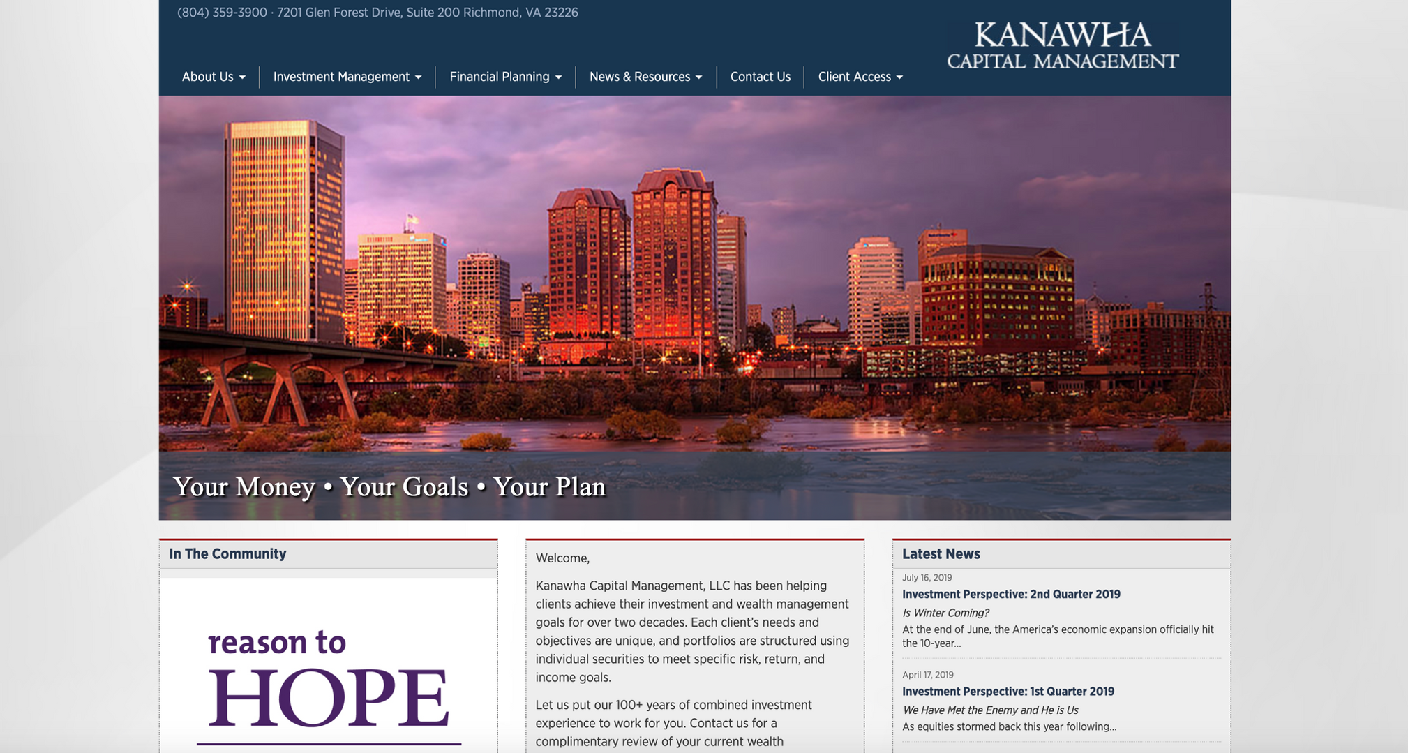 Kanawha Capital Management