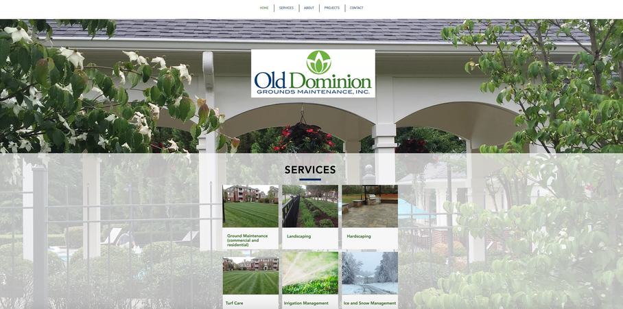 Old Dominion Grounds Maitenance