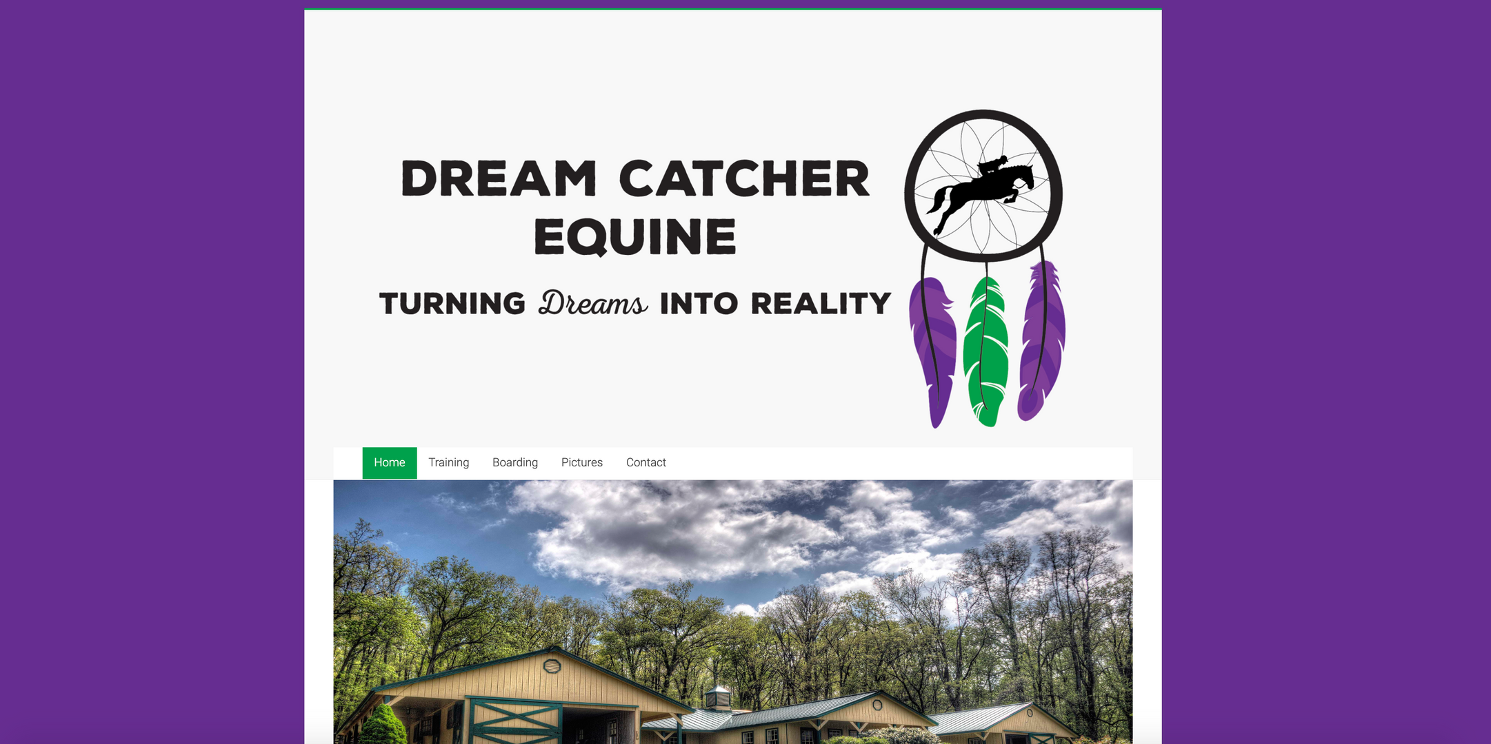 Dream Catcher Equine
