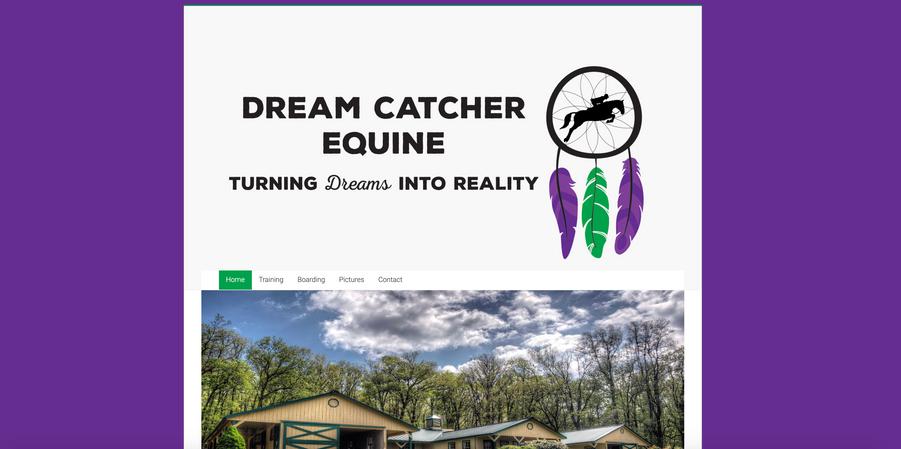 Dream Catcher Equine