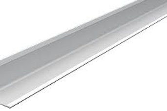 Perfil cantoneira T Clicado Aço Galvanizado Para Forro Isopor 3,0m