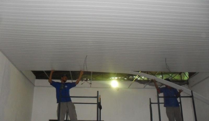 SP forros pvc em Pirituba pronta entrega