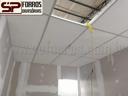 sp forros isopor e drywall na freguesia