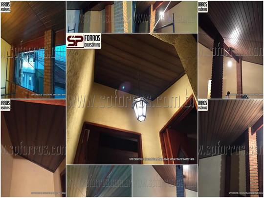 sp forros pvc cores de madeira em osasco