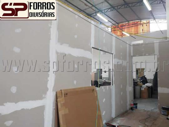 sp forros isopor e paredes drywall em pi