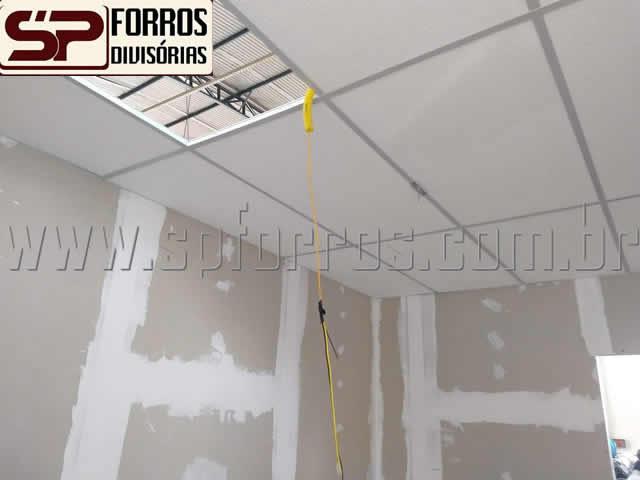 sp forros isopor e paredes em drywall  n