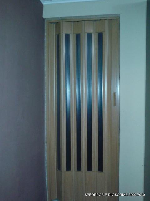 porta sanfonada translucida em pirituba