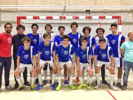 Sección de Fútbol Sala del Club Pilaristas