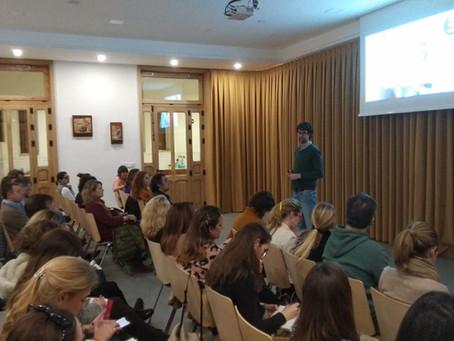 Conferencia Rafael Guerrero