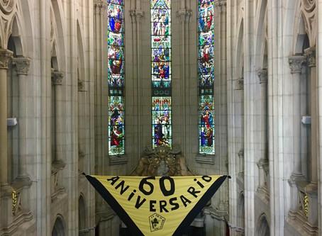 60 Aniversario del grupo Scout
