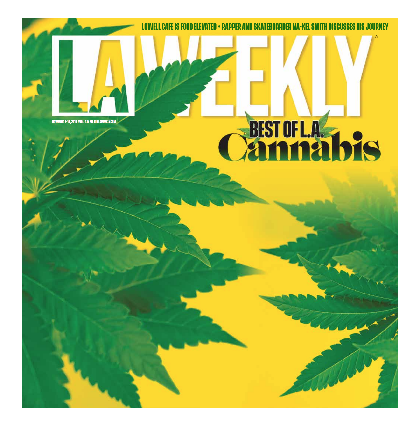 LA Weekly Point7 and 1% for the Planet ad