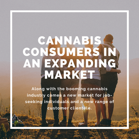 Cannabis Consumers in an Expanding Market