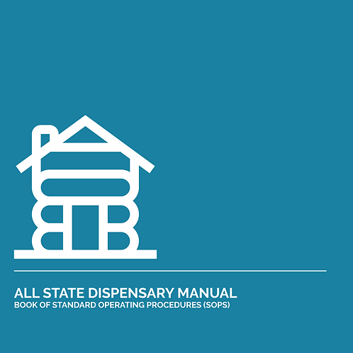 All State Cannabis Dispensary SOP Book