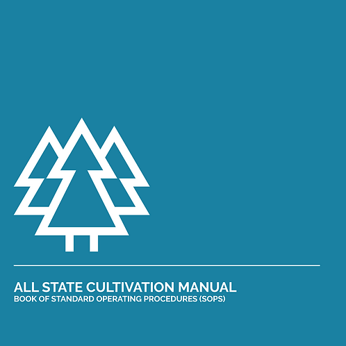 All State Cannabis Cultivation SOP Book