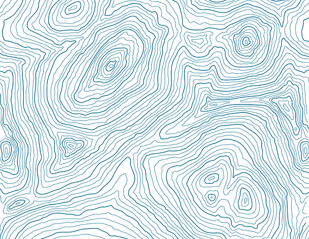 Topographic Map Design