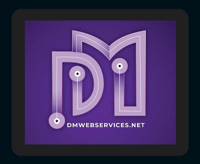 DM Web Services Mouse Pad